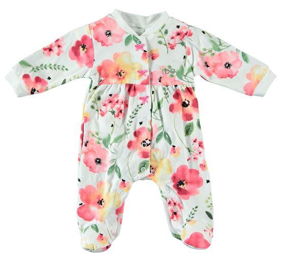 Immagine di Tutina intera neonata con piede iDO art. 4U129