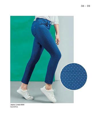 Immagine di Pantalone 5 tasche Iber mod. Norma