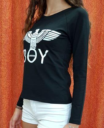 Immagine di T-shirt m. lunga donna Boy London art. BLD1522/BLD2051