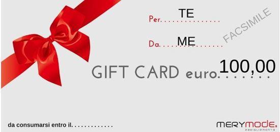 Immagine di GIFT CARD 100 EURO