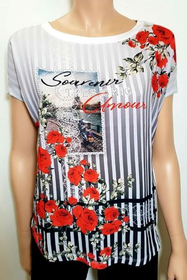 Immagine di T-shirt donna art. 911BD64070