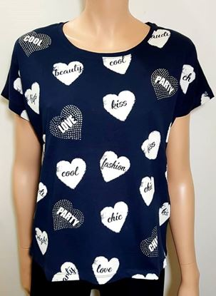 Immagine di T-shirt donna art. 911BD64005