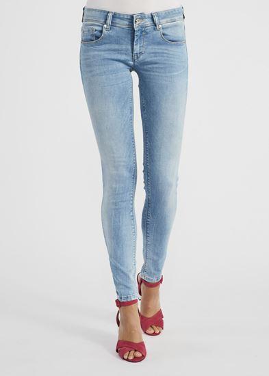 Immagine di Jeans Gaudì skinny in denim chiaro art. 911BD26003
