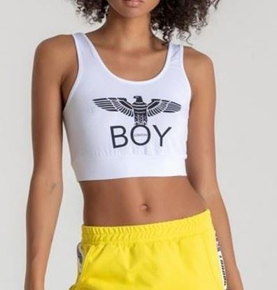 Immagine di Top bielastico donna Boy London Italia art. BLD1779