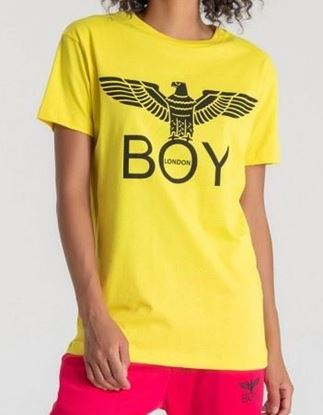 Immagine di T-shirt manica corta donna Boy London art. BLD2045