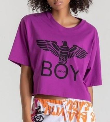 Immagine di T-shirt manica corta donna Boy London art. BLD1782
