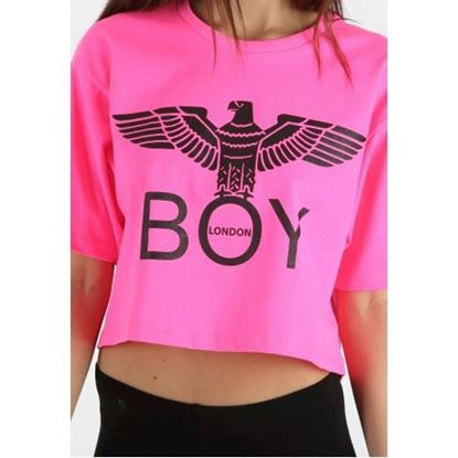 Immagine di T-shirt manica corta donna Boy London art. BLD1809