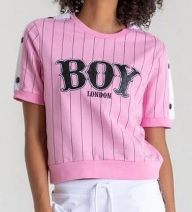 Immagine di T-shirt manica corta donna Boy London art. BLD1860