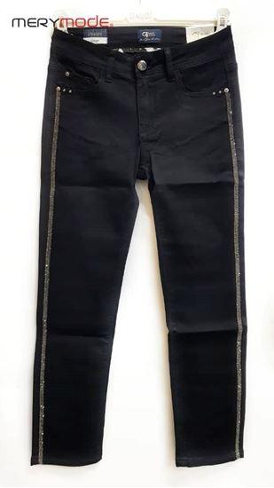 Immagine di Jeans5 tasche nero assoluto Gaudi art. 921bd26025
