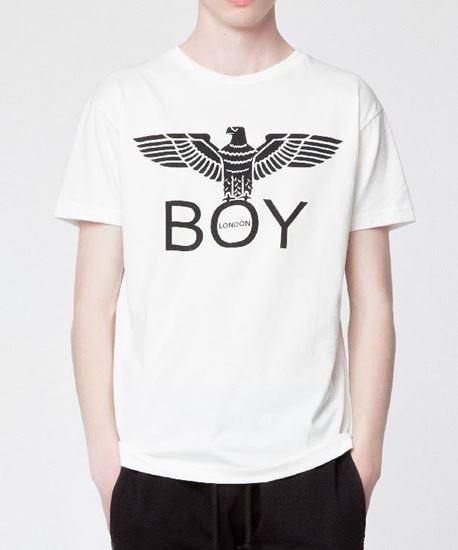 Immagine di T-shirt Uomo Boy London Italia art. BLU6151