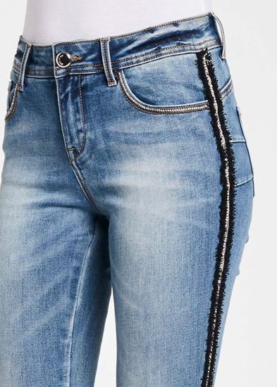 Immagine di Jeans 5 tasche SKINNY UP  Gaudi art. 011BD26017
