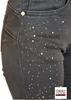 Immagine di Jeans donna skinny Stilosella con strass art. 218n