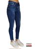 Immagine di Jeans donna skinny di GRIFFAI art. ped2054