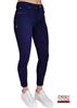 Immagine di Pantalone 5 tasche cotone elasticizzato skinny cropped di Gaudi art. 011BD25015