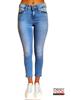 Immagine di Jeans 5 tasche SKINNY CROPPED Gaudi art. 011BD26009