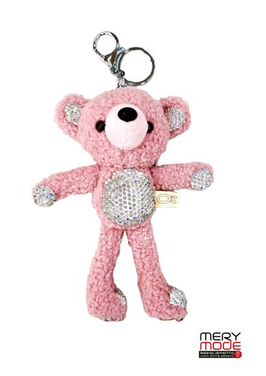 Immagine di Portchiavi  art.orsetto rosa
