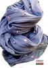 Immagine di Foulard fantasia cotone e seta art.21