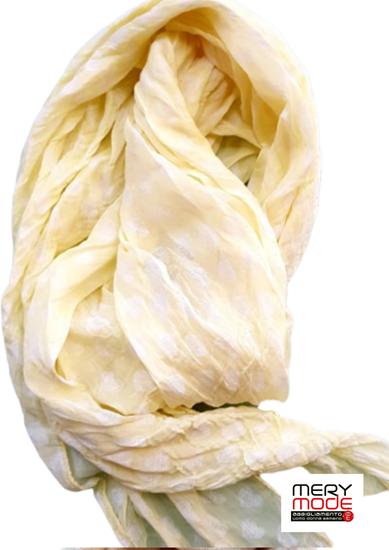 Immagine di Foulard fantasia cotone e seta art.23