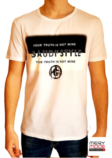 Immagine di T-shirt Uomo Gaudì con manica corta art.011BU64108