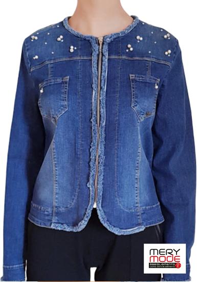 Immagine di Giacchetto jeans donna di Iber Jeans art.relax