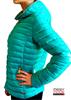 Immagine di Piumino leggero gaudi donna con cappuccio art. 011bd35001