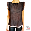 Immagine di Top donna spalla larga di Rinascimento art. cfc0016751002