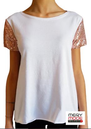 Immagine di T-shirt donna Trez  art.M42634