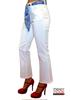 Immagine di Jeans donna trombetta cropped di Iber Jeans art.Monica