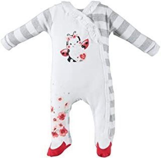 Immagine di Tutina intera neonata leggera con piede iDO art.4w148