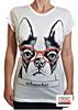 Immagine di T-shirt donna cotone leggero di Trez art. M42594