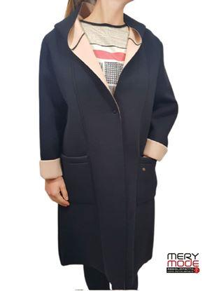 Immagine di Cappotto donna Kitana neoprene art.CFC0094509003