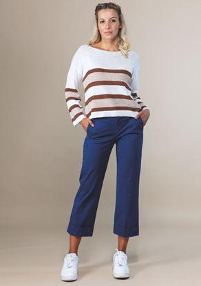 Immagine di Pantalone donna Griffai capri art. DGP244