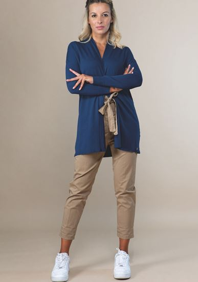 Immagine di Pantalone donna Griffai caramella art. DGP243