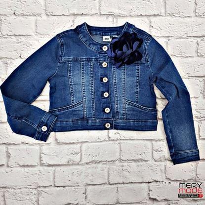Immagine di Giacchetto jeans  bimba estivo ido art. 42323