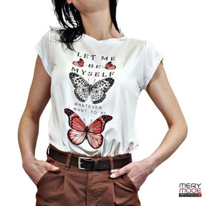 Immagine di T-shirt donna di Rinascimento art. cfco102187003