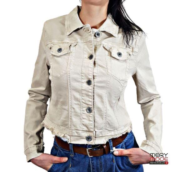 Immagine di Giacchino cotone donna  di Stilosella art. 6949-18