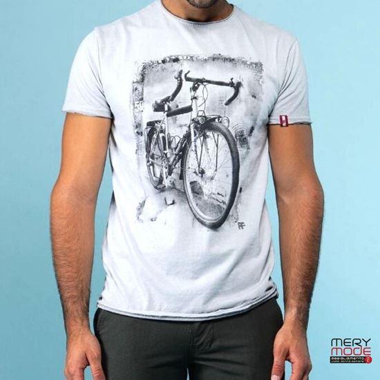 Immagine di T-shirt Uomo Griffai girocollo  con manica corta art.. UGP205