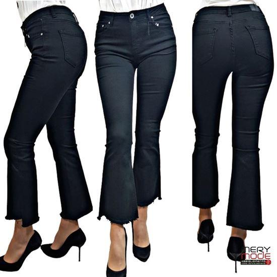Immagine di Jeans donna trombetta Stilosella art. 6826