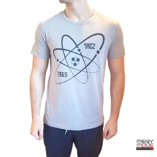Immagine di T-shirt uomo stampata Trez art. M42525