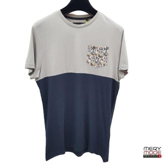 Immagine di T-shirt uomo taschino Trez art. M42523