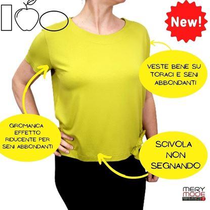 Immagine di T-shirt donna Viscosette art. E301