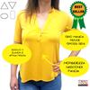 Immagine di T-shirt donna Viscosette scollo v art. E022