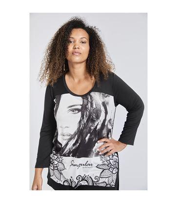 Immagine di T-shirt ragazza SPG woman art.21524
